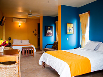 Hotel Maya Vista Rooms