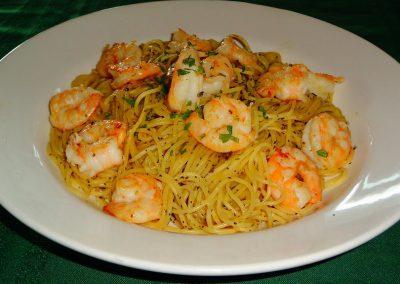 espaghetti camaron